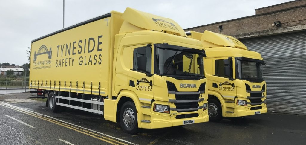 New HGV Delivery Vehicles