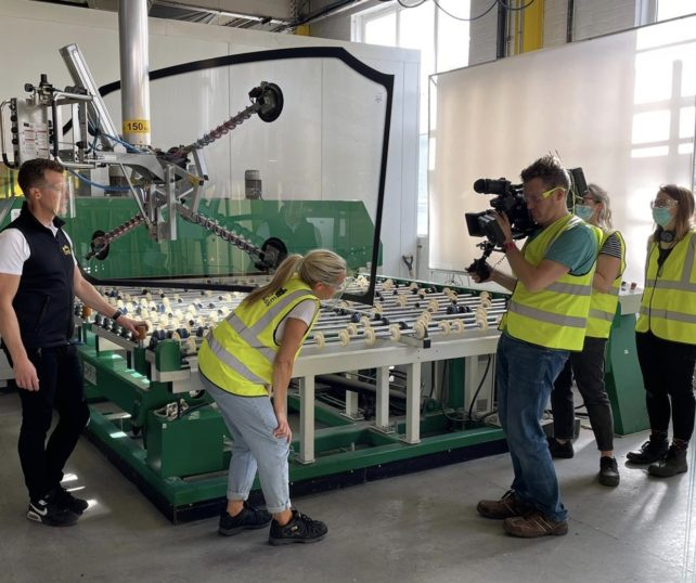 BBC Inside The Factory